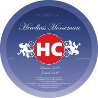 PHONOPSIA - Headless Horseman : 12inch
