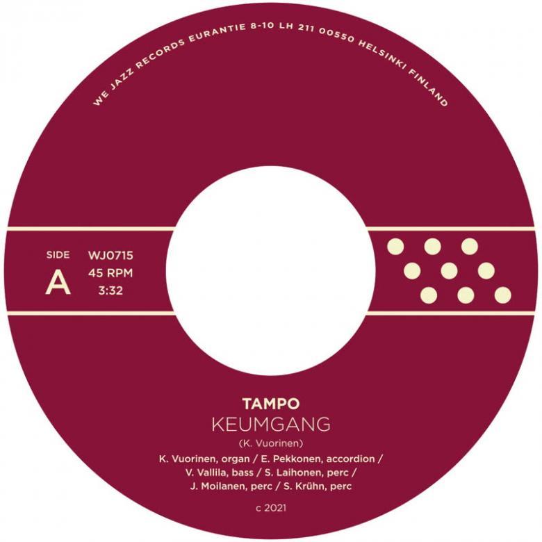 TAMPO - Keumgang / Tampomambo : We Jazz (FIN)