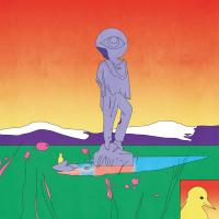 NOT WAVING - How To Leave Your Body : LP (Blue vinyl)