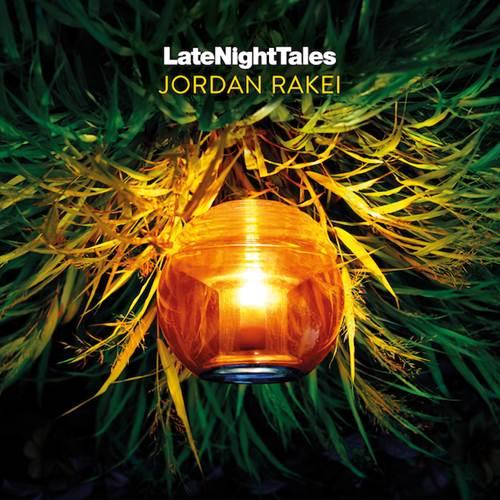 JORDAN RAKEI - Late Night Tales: Jordan Rakei : CD
