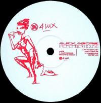 ALEX AGORE - I Remember House : 12inch
