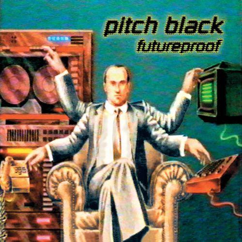 PITCH BLACK - Futureproof : 2 x 12inch