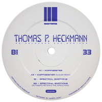 THOMAS P. HECKMANN - Releases and Remixes : 12inch