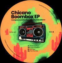 ESTEBAN ADAME - Chicano Boombox EP : 12inch
