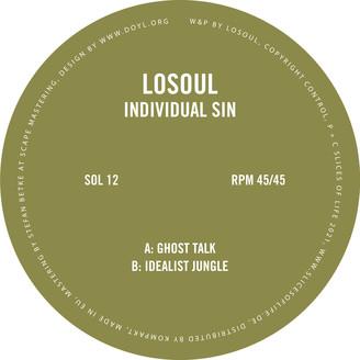 LOSOUL - Individual Sin : 12inch