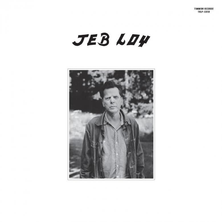 JEB LOY NICHOLS - Jeb Loy(Black Vinyl) : LP