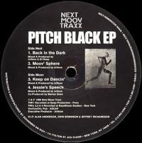 JOVONN - Pitch Black EP : 12inch
