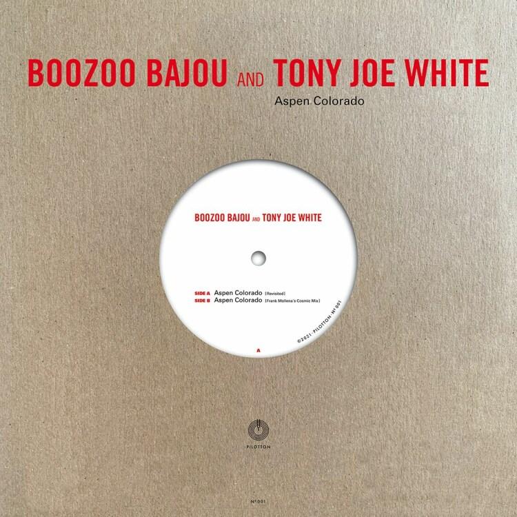 BOOZOO BAJOU AND TONY JOE WHITE - Aspen Colorado (LTD 10inch) : PILOTTON (GER)