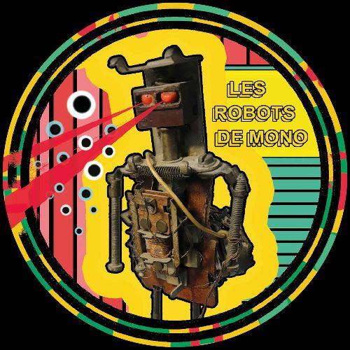 MATTEO BOYERO & THE PEOPLE INSIDE MY COMPUTER - Les Robots de Mono : WAHEVER (UK)