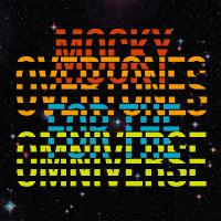 MOCKY - Overtones For The Omniverse : CD