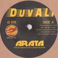 DUVALI - Arata / Golden Shoes : 7inch
