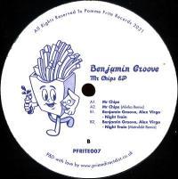 BENJAMIN GROOVE - Mr Chips : 12inch