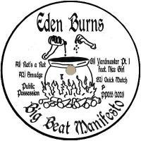 EDEN BURNS - Big Beat Manifesto Vol. III : PUBLIC POSSESSION (GER)