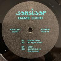 SANSIBAR - Game Over : 12inch