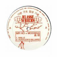 MR. HO + MOGWAA - '義理' EP : KLASSE WRECKS (GER)