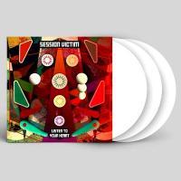 SESSION VICTIM - Listen To Your Heart (White Vinyl Repress) : 3 x LP