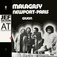 JEF GILSON - Malagasy At Newport : CD