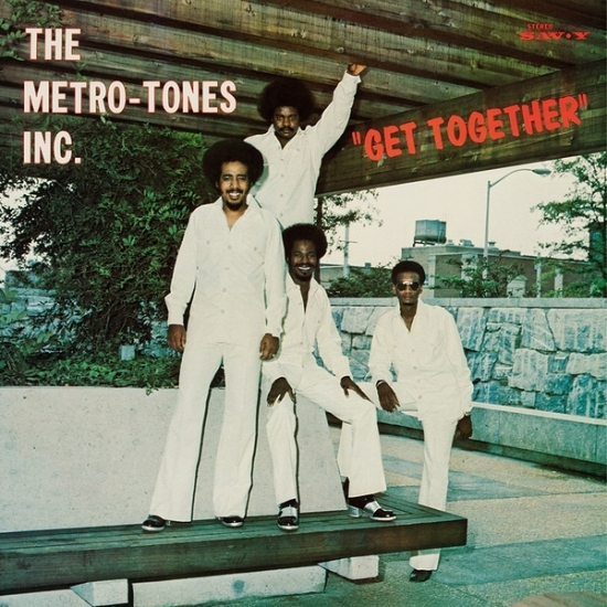THE METRO-TONES, INC. - Get Together : 10inch