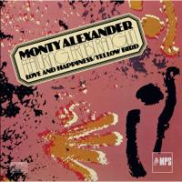 MONTY ALEXANDER - Love and Happiness : 7inch