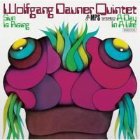 WOLFGANG DAUNER QUINTET - Sun Is Rising : WALLEN BINK (UK)