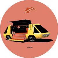 TEMPLE - Love Machine : 12inch+DONLOAD CODE