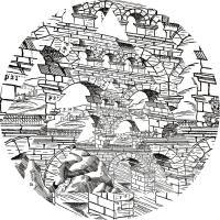 PYRAMID OF KNOWLEDGE - Beyond the Bridge : 12inch
