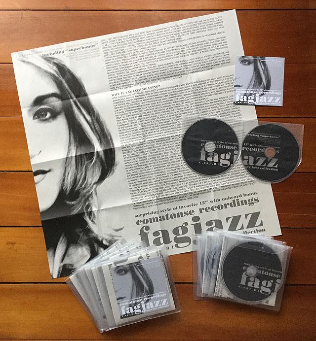 VARIOUS - TERRE THAEMLITZ - Fagjazz : 2CD gallery 0