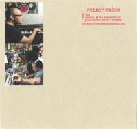 FREDDY FRESH - 333 / Watch It Go Roun Roun : 7inch