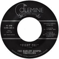 THE HARLEM GOSPEL TRAVELERS - Fight On! : 7inch