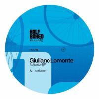 GIULIANO LOMONTE - Activator EP : 12inch