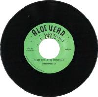 ROGER RIVAS & THE OFFICINALIS - Green Pepper / Version : 7inch