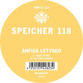ANFISA LETYAGO - Speicher 118 : KOMPAKT EXTRA (GER)