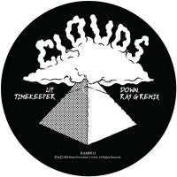 CLOUDS - Timekeeper / Timekeeper (Ras G Remix) : 12inch