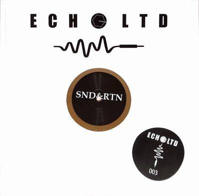 SND & RTN - Echo Ltd 003 : 180g Gold LP