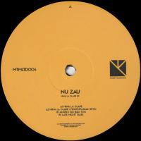 NU ZAU - Nina La Clape EP : 12inch