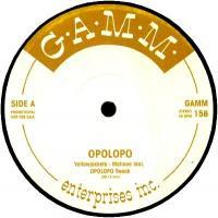 OPOLOPO - Matinee Idol : G.A.M.M (SWE)