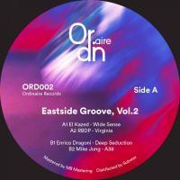 VARIOUS ARTISTS - Eastside Groove, Vol.2 : 12inch