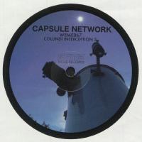 CAPSULE NETWORK - Capsule Network Colundi Interception 3 : WEME RECORDS (BEL)