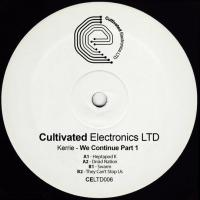 KERRIE - We Continue Part 1 : 12inch