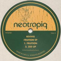 REVIVIS - Fruition EP (Incl. Silverlining Remix) : 12inch
