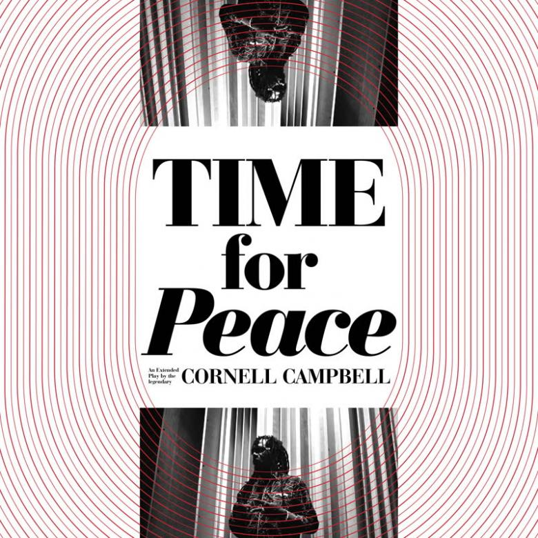 CORNELL CAMPBELL - Time For Peace : JANCRO (UK)