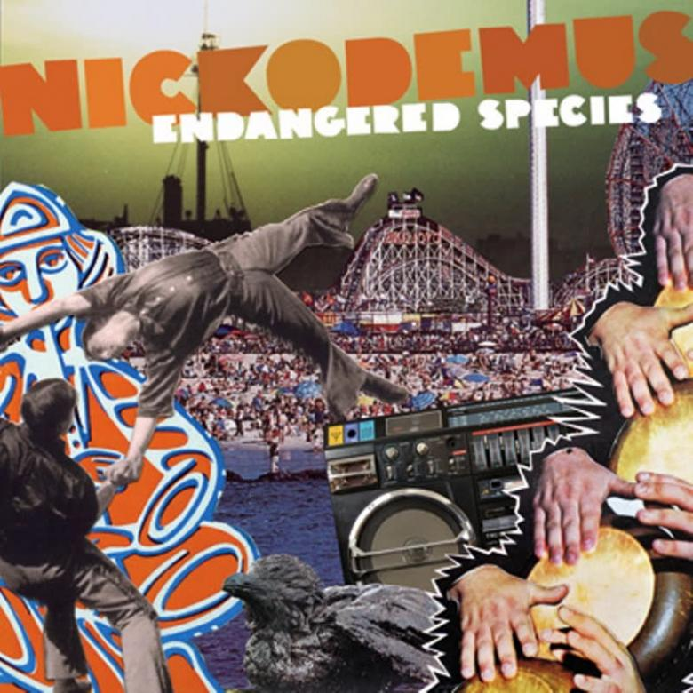 NICKODEMUS - Endangered Species : LP