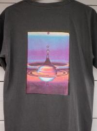 CHILL MOUNTAIN - chillmountain / Liquidanz T-shirts WashBlack Size M : WEAR