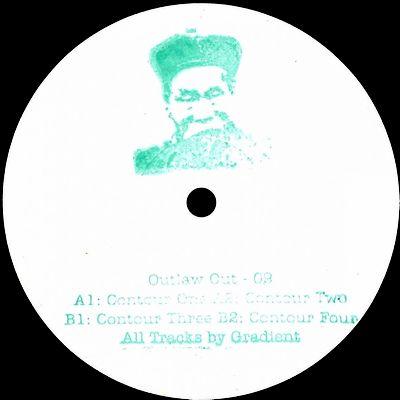 GRADIENT - Dub Contours : 12inch
