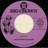 BACAO RHYTHM & STEEL BAND - Raise It Up b/w Space : 7inch