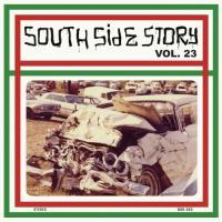 VARIOUS - South Side Story Vol. 23' (Tri-Color Vinyl LP) : LP