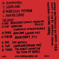 DOGPATROL - Soapland : 12inch