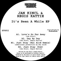 JAN KINCL & REGIS KATTIE - It's Been A While EP : 12inch