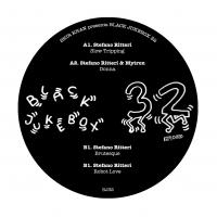STEFANO RITTERI - Shir Khan Presents Black Jukebox 32 : 12inch