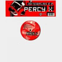 PERCY X - Afterplan EP : 12inch